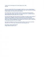 Testimonial from Wongan Hills District High School – May 2020