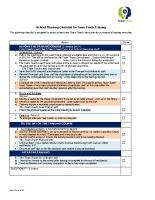 School Planning Checklist for Team Teach Training_Oct20